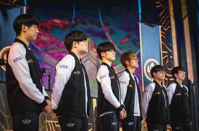 LOL-MSI:SKT参加世界级比赛首次斩获四强,队史最差战绩
