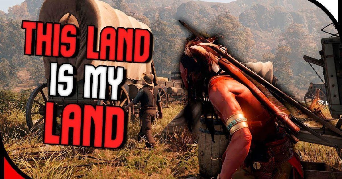 《我的土地》:味道似大镖客 地图大过卷轴