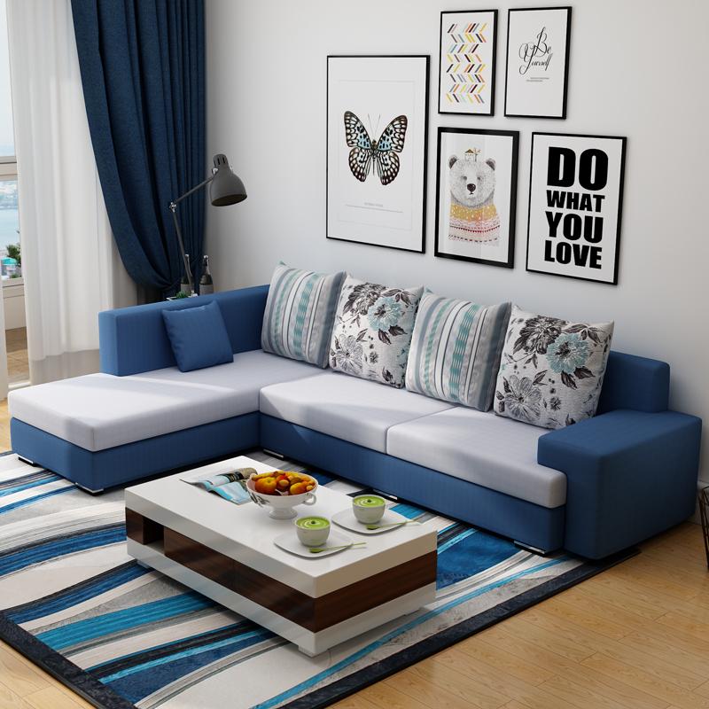 瑜芯布艺沙发时尚选购技巧,来找一款适合你的吧图片