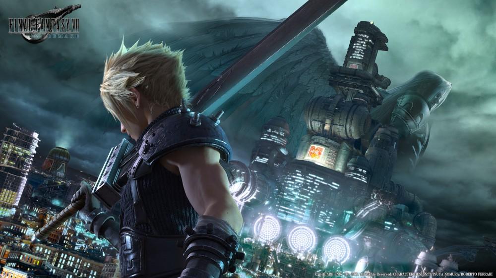 等到了!PS4《最終幻想7重制版》2020年3月全球發售