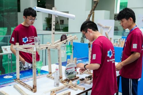 第六届全国青年科普创新实验暨作品大赛圆满落幕