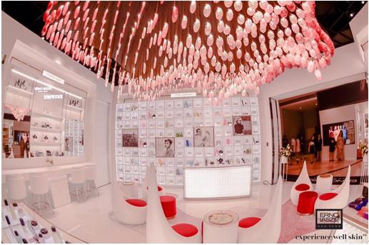 开启中国女性奢享梦幻护肤之旅——奥伦纳素亚洲首家概念店来到深圳