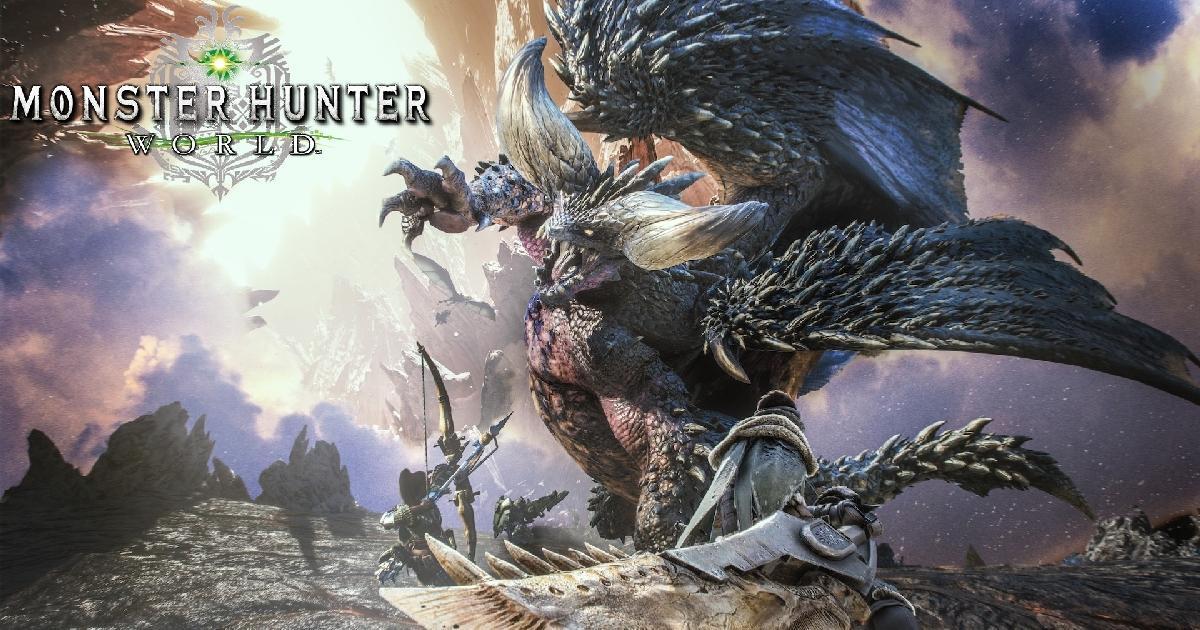 《怪物猎人世界》PC版技术更新 可提高Fps性能近50%