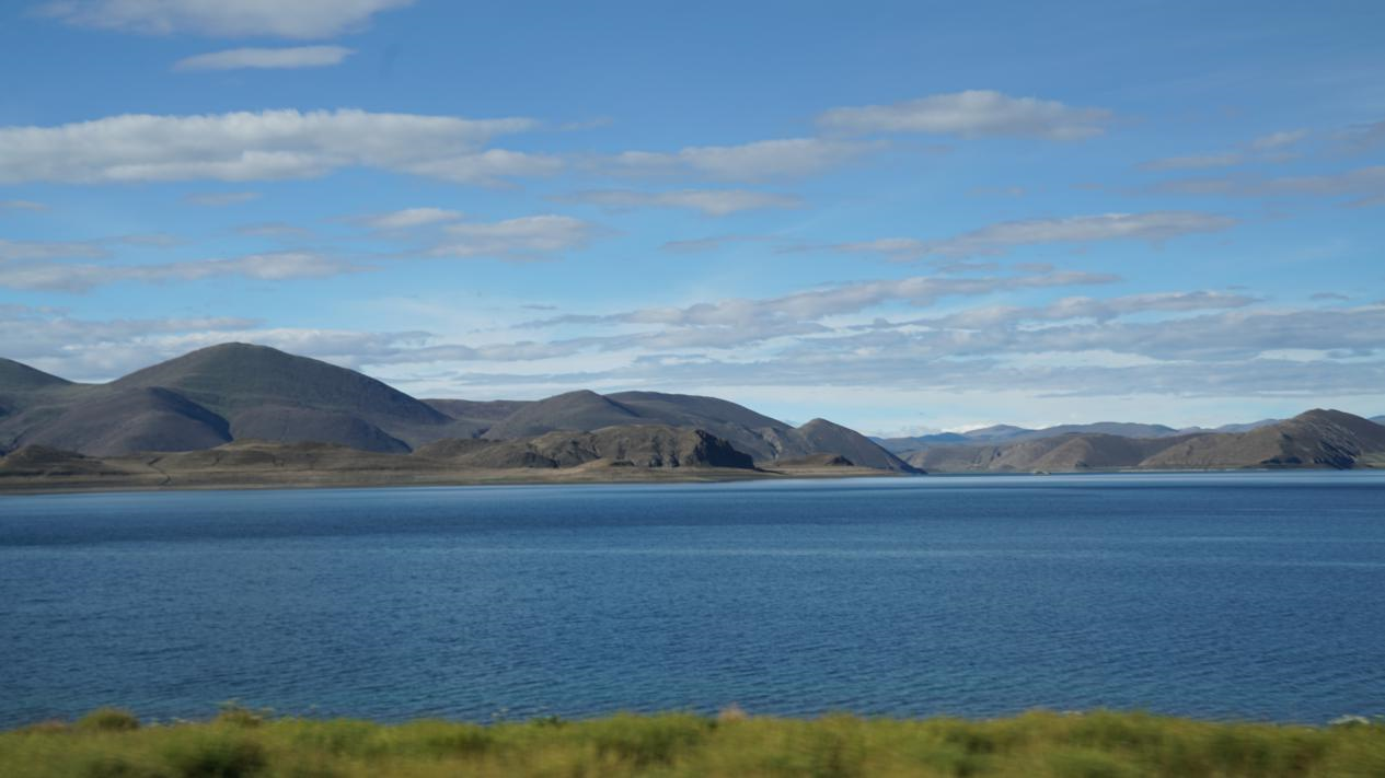 圣湖牧野2019羊卓雍措步道环湖活动体验圆满北山房车攻略游图片