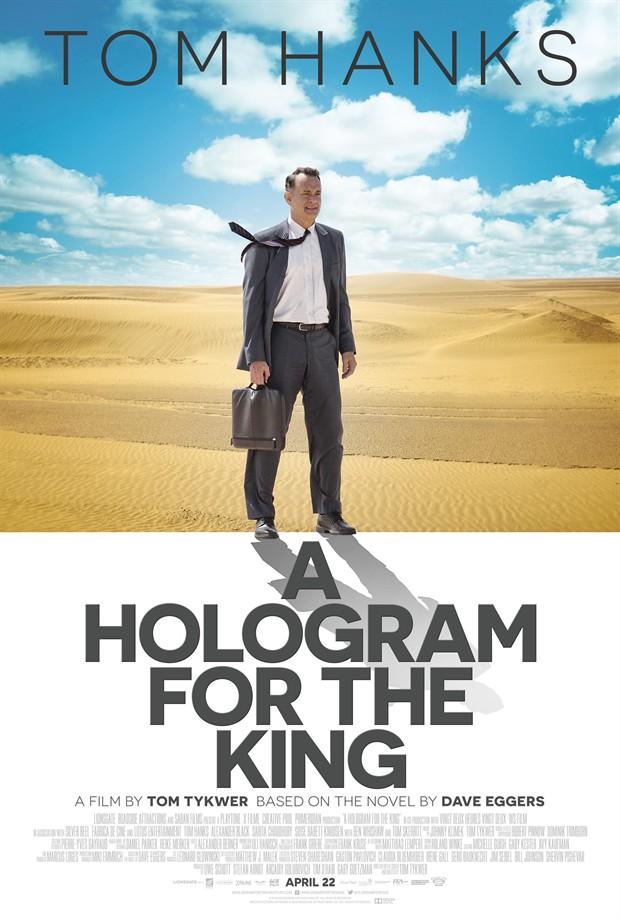 《国王的全息图》汤姆汉克斯精准演绎美国中产在沙特