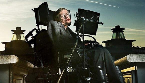 我们来聊聊霍金的轮椅:当今科技的巅峰