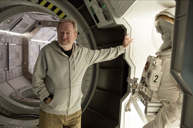 雷德利斯科特将拍西部片 搭档《火星救援》班底