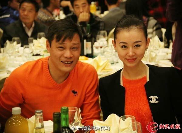 范志毅将大婚!下月娶小17岁芭蕾舞演员张梦瑾【星看点】