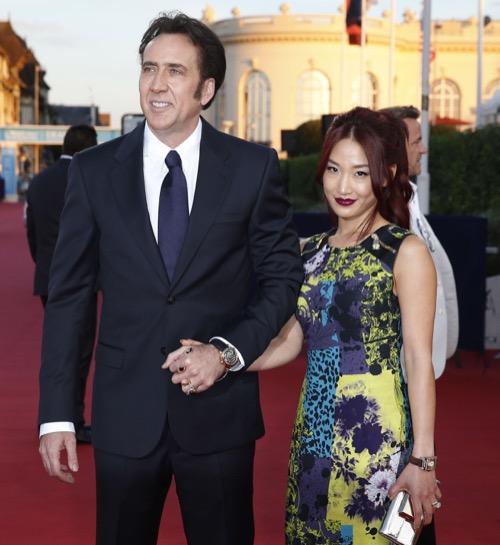 【有意思】尼古拉斯-凯奇离婚了!与韩裔妻子结束12年婚姻