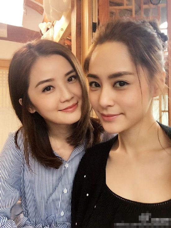twins合影