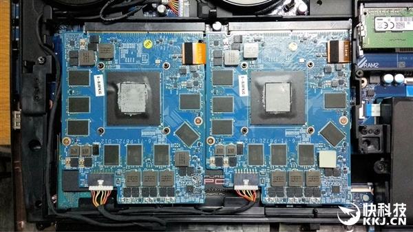 笔记本平台GTX 1080曝光:SLi、G5X显存超TITAN X 20%