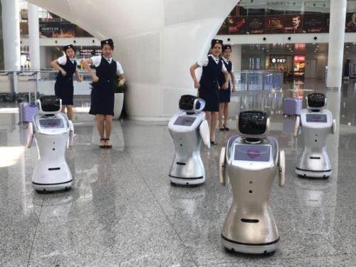 智能机器人拟人化 机器人 时代即将到来