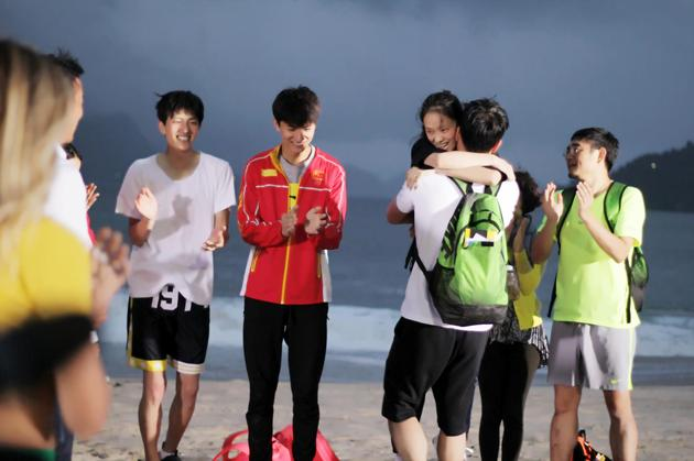 曝刘翔《极速前进》求婚吴莎 旅途全程陪伴