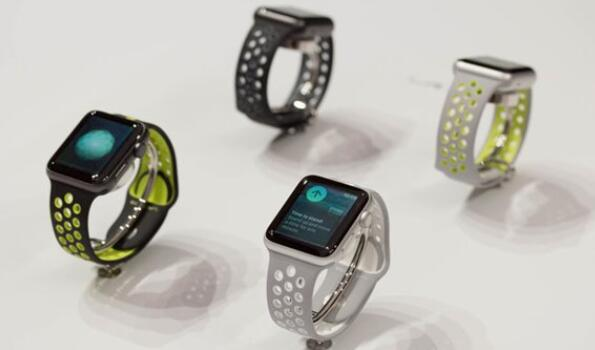 准备好Apple Watch Nike+将于28日发售