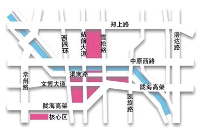 郑州市民公共文化服务区