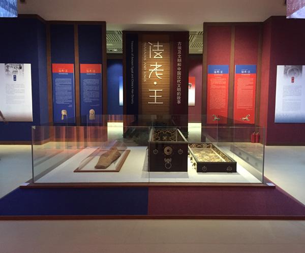 徐州博物馆文保中心主任谈:千年玉棺是如何修复还原的