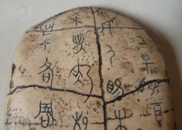 文化传播载体多:甲骨文与国学经典谁更重要?