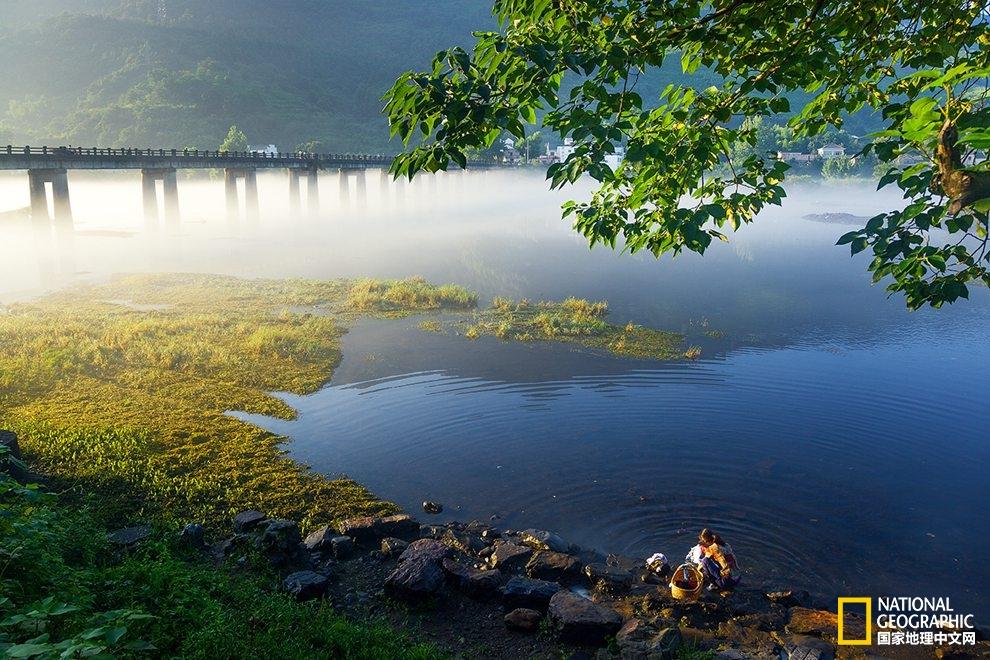 怎样才能拍出一张好看的水景照片?