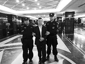 查处传销组织涉案人员。许昌警方供图