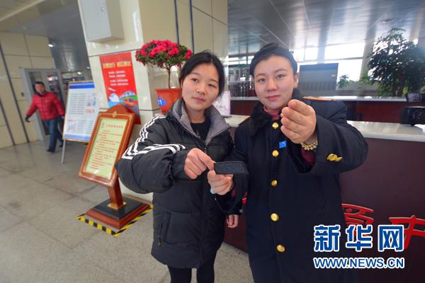 """在山东省济宁市,在兖州火车站有着这样一个特殊的""""孕妇班组"""","""