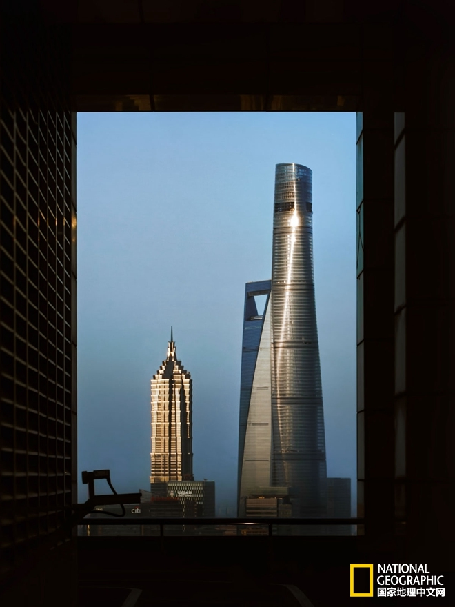 磅礴而细腻  摄影师拍出了最美的上海 - 黑土地陈 - 黑土地陈的博客