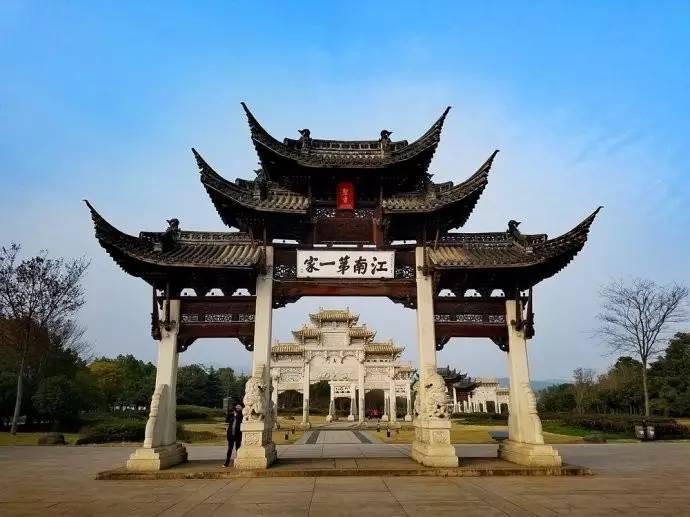 上海附近金华浦江最原汁原味的传统古村落