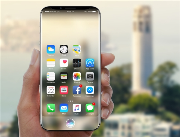苹果手机_iphone 8被低估 苹果手机2018财年销量将增20%