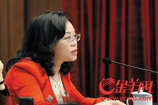 全国人大代表、省社科院产业经济研究所所长向晓梅