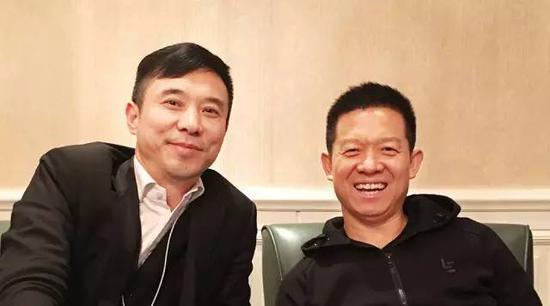 原德隆总裁:贾跃亭是条汉子 得想清10个问题 (图)