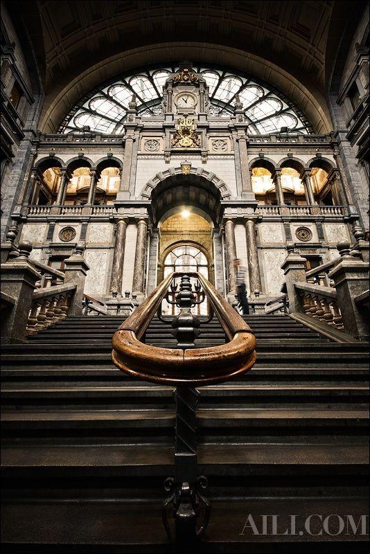 """欧美旅行千万别错过这些""""博物馆""""式的车站"""