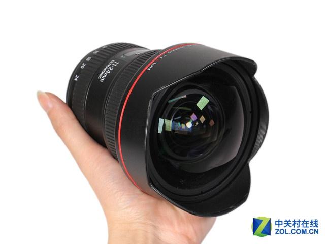 超广角镜头佳能EF 11-24mm f/4L USM