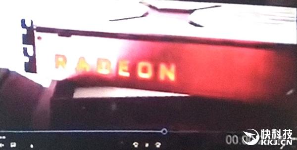 劲爆!AMD Vega显卡真身全球首次曝光