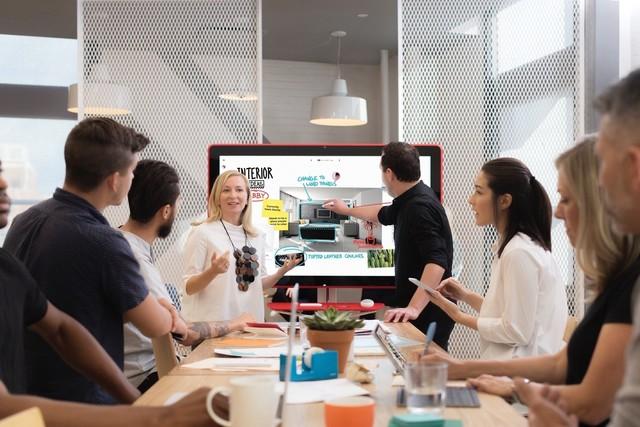 PK Surface Hub?Google 4K白板5月开卖