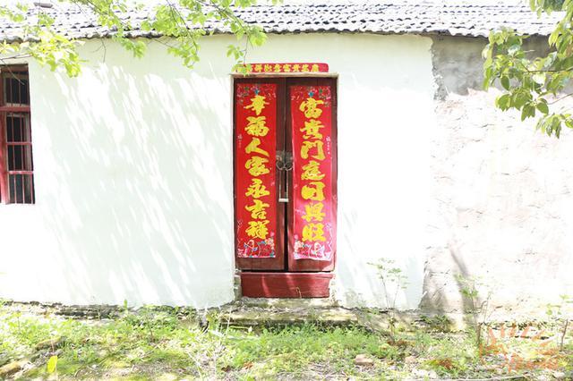 施林江出生的地方,如今房屋已经废弃施林江出生的地方,如今房屋已经废弃
