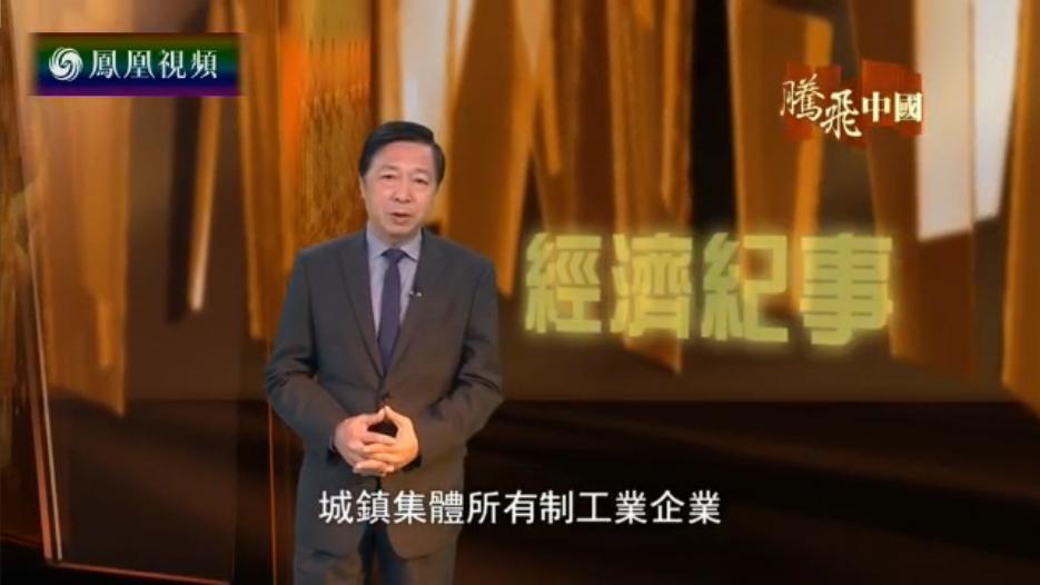 腾飞中国:石破天惊——首家国企破产案