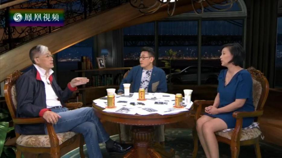 2016-06-07锵锵三人行 窦文涛:锵锵嘉宾最重要 自己最多算小三