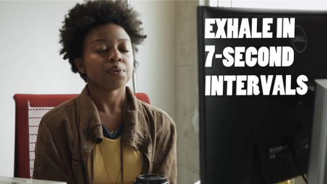 9个窍门 教你舒缓工作焦虑症