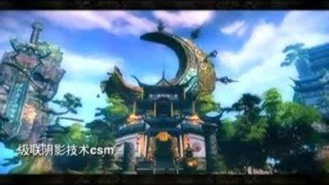 手游驿站:《吞噬苍穹Online》宣传片发布