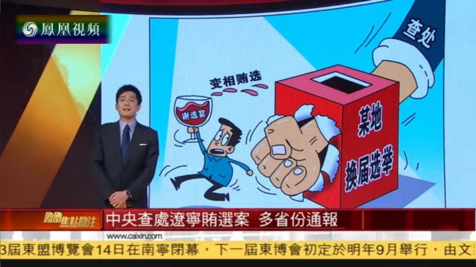 辽宁省45名全国人大代表拉票贿选当选无效