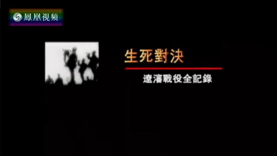 生死对决——辽沈战役全记录(四)