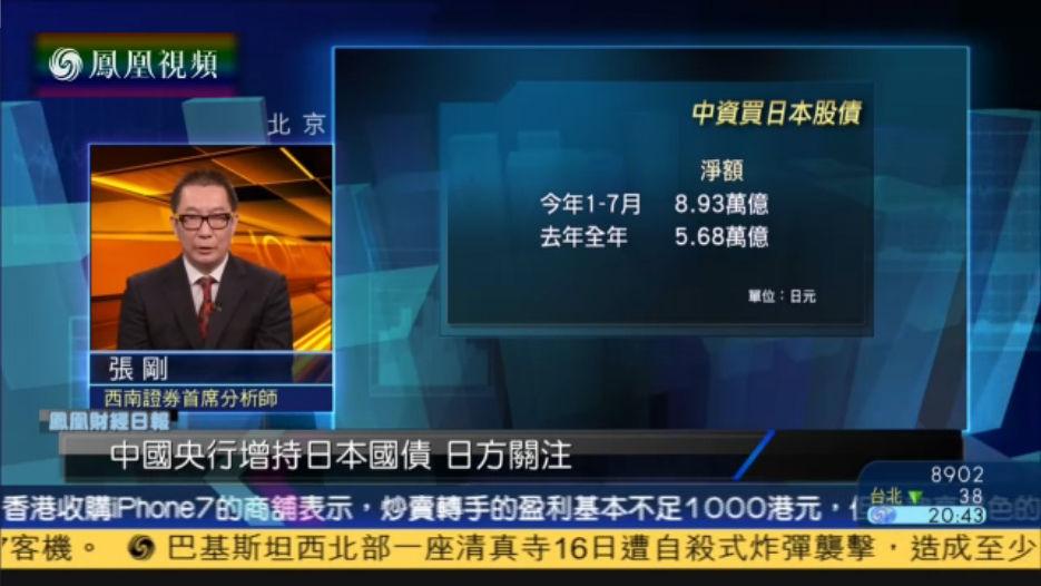 日债收益飙升 张刚:全球非美资产风险升