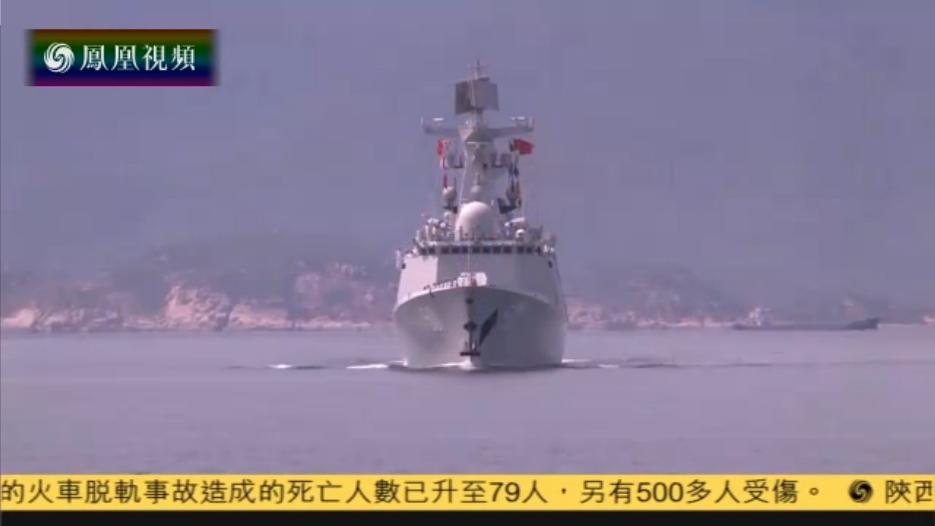 中美军舰同月停靠金兰湾 越南冀平衡外交