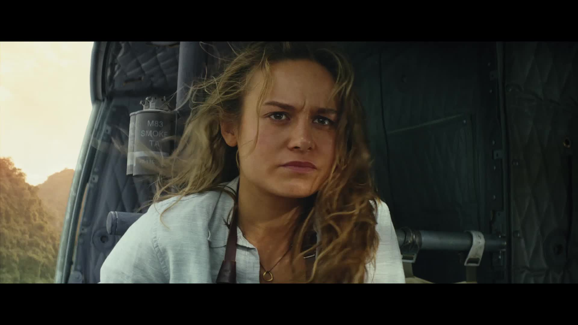《金刚:骷髅岛》发预告海报 史上最大金刚手撕飞机
