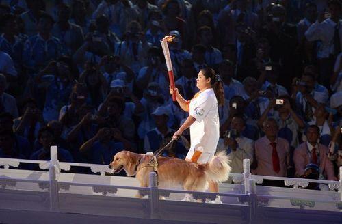奥运历史首金应算她 落魄惨淡靠接济生活 盲人创