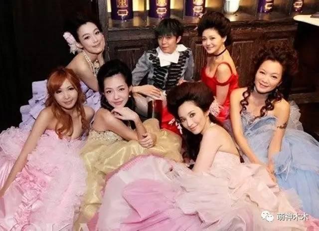 大S让曾宝仪下跪,范玮琪辱骂张韶涵,这个七仙女闺蜜团厉害了!
