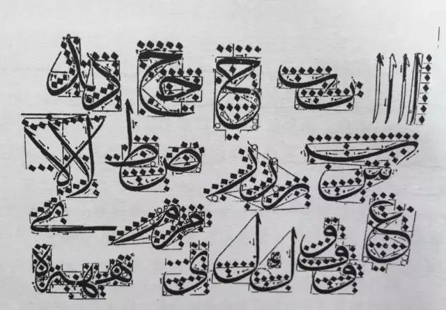 调,主题鲜明,笔画自然流畅,书法家穆罕默德·舍斐格伊历1286   年