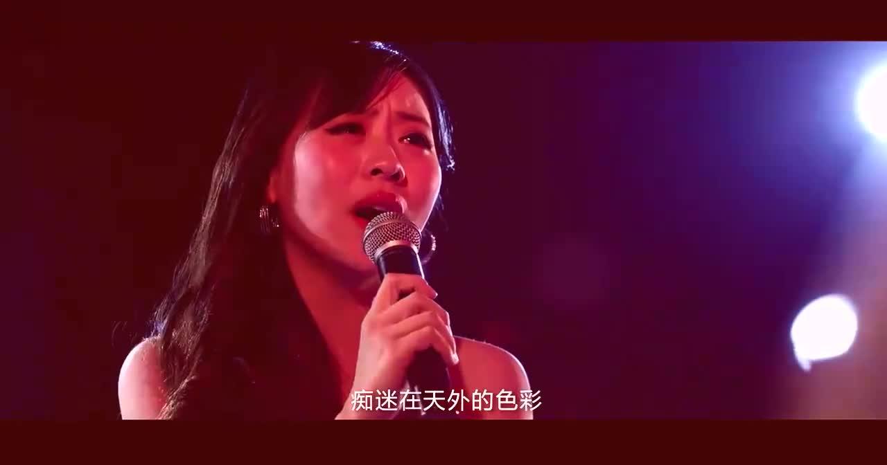 感人肺腑的�_云朵撕心裂肺哭着唱刀郎写给她的歌!感人肺腑