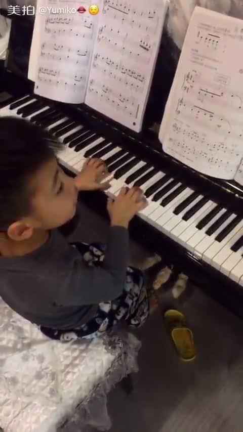 巴赫《小步舞曲》&贝多芬《小步舞曲》