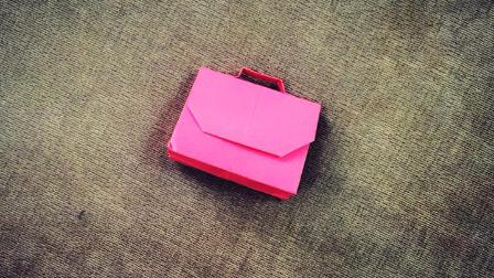 创意折纸,教宝宝如何diy一款简单好看的小桌子!