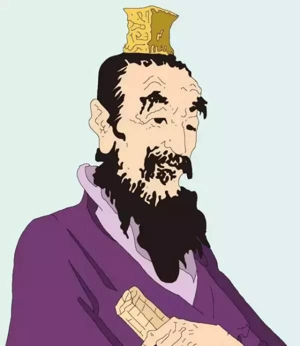 古代商人卡通图